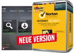 Tip! Norton Internet Security kostenlos   ComputerBild Edition