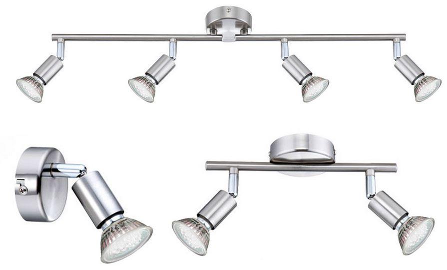 AXON   Strahler, Deckenleuchte, Wandlampe mit GU10 für je 19,99€   wieder da!