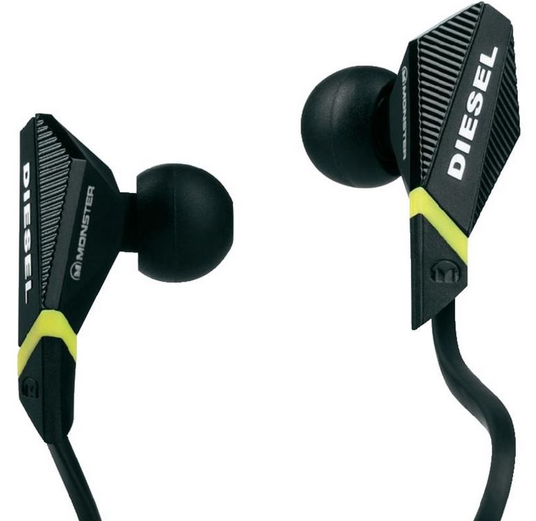 Monster Diesel VEKTR InEar Kopfhörer mit ControlTalk Universal für 54,99€