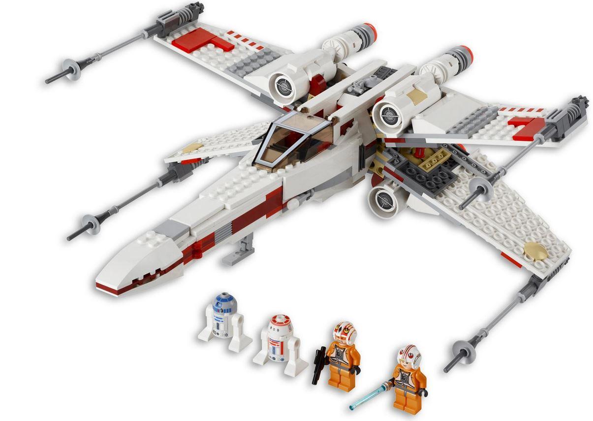 LEGO STAR WARS X wing Starfighter für 44€