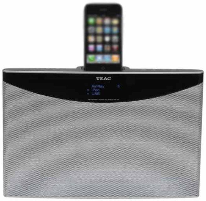 TEAC NS X1  Airplay, Netzwerk Audio System für 89€