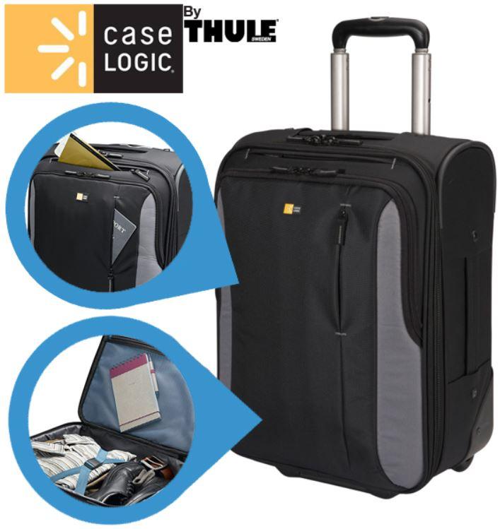 VTU 218 ein Koffer mit Laptoptasche für Handgepäck nur 35,90€