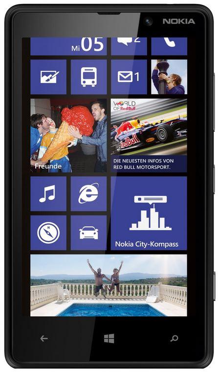 NOKIA LUMIA 820   Windows 8 Smartphone mit 4G und LTE für 199€