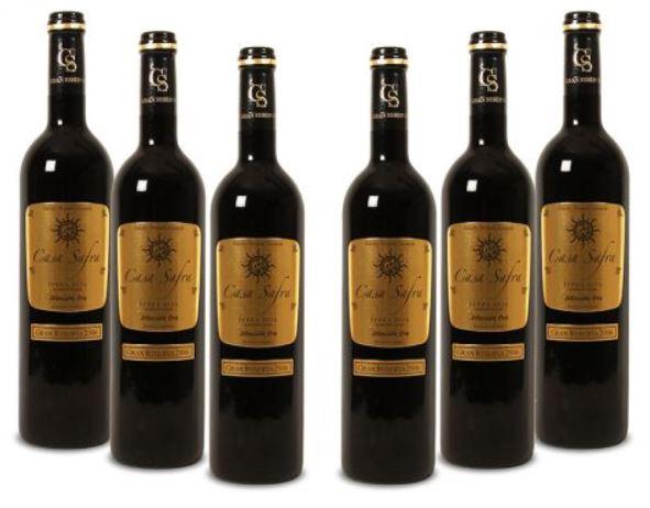12 Flaschen 2006er Casa Safra Alicante Gran Reserva für 41,48€ inkl. Versand