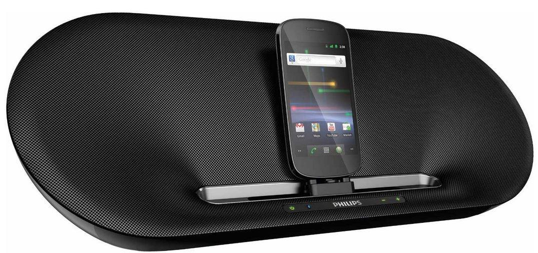 Philips AS851/10 Dockingsystem für Android und mehr Amazon Blitzangebote