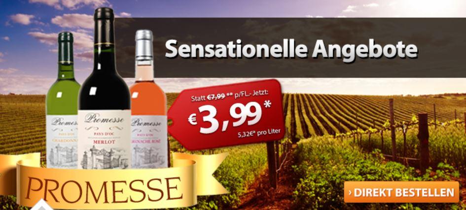 Wein Topangebote dank Gutscheincode!