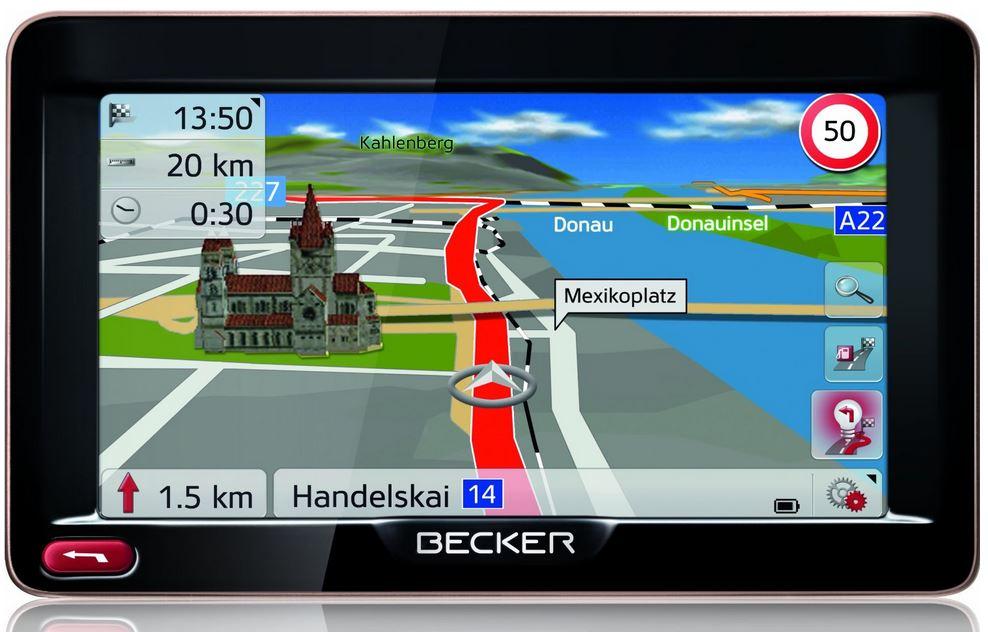 Becker Ready 50 EU20 LMU Navi für 109€ und reichlich mehr Amazon Blitzangebote