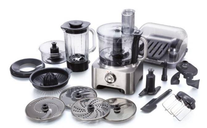 Kenwood Multipro Compact FPM 260 für 77€ und andere günstige Kenwood Küchenmaschinen
