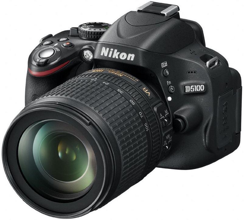 Nikon D5100 SLR Digitalkamera für 466€ bei den Saturn Super Sunday Angeboten!