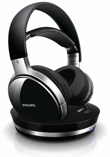 Philips SHD9000/10 Funk Kopfhörer für 99,99€ und mehr Amazon Blitzangebote!