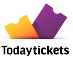 Todaytickets   kostenlose App mit 5€ Gutschein für Lastminute Tickets zu Konzerten und Events