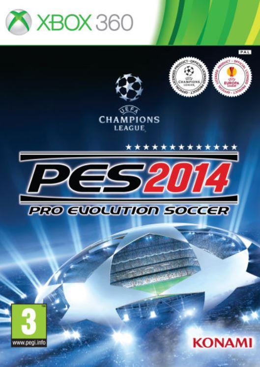 PES 2014 für Xbox 360 und PS3 für nur je 24,39€