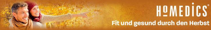 HoMedics Wellness  & Gesundheitsgeräte mit 10% Rabatt bei Amazon