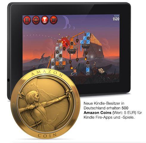 Kindle Fire HD  Tablet mit 8GB mit 30€ Rabatt jetzt für 99€