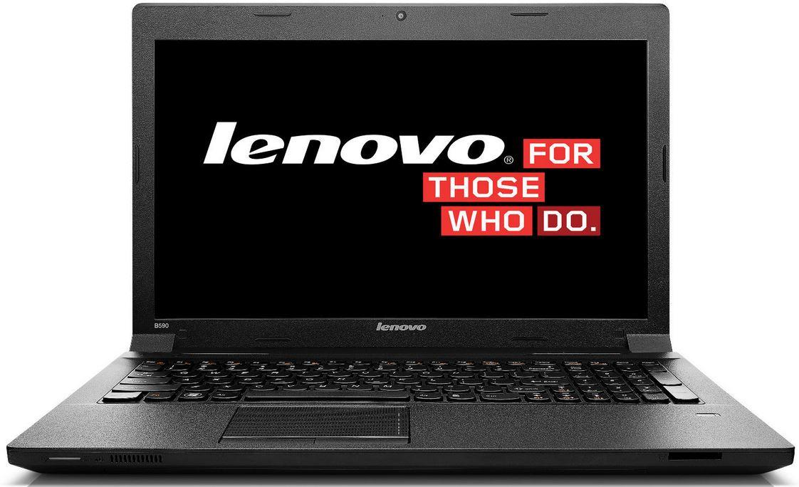 Lenovo B590 MBX35GE   i5 Notebook mit matten 15Zoll Display für 369,99€