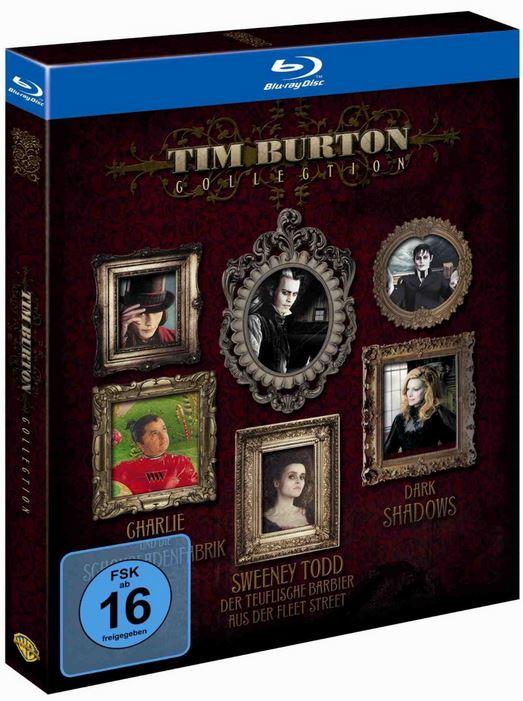 Amazon DVD und Blu ray Angebote der KW45