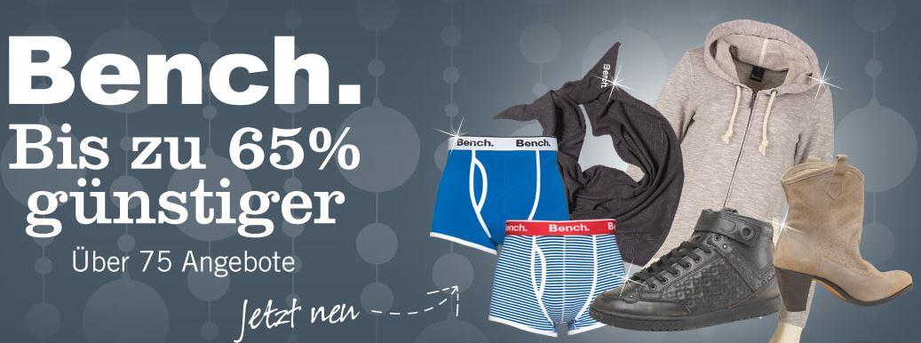 MandmDirect 85% Rabatt auf über 1.300 Produkte + Gutscheine + BENCH Sale mit 65% Rabatt