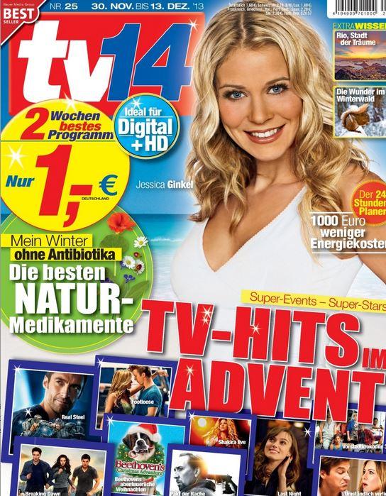 10 Ausgaben TV14 + KNIRPS Regenschirm (Wert 35€) für nur 3,90€   wieder da