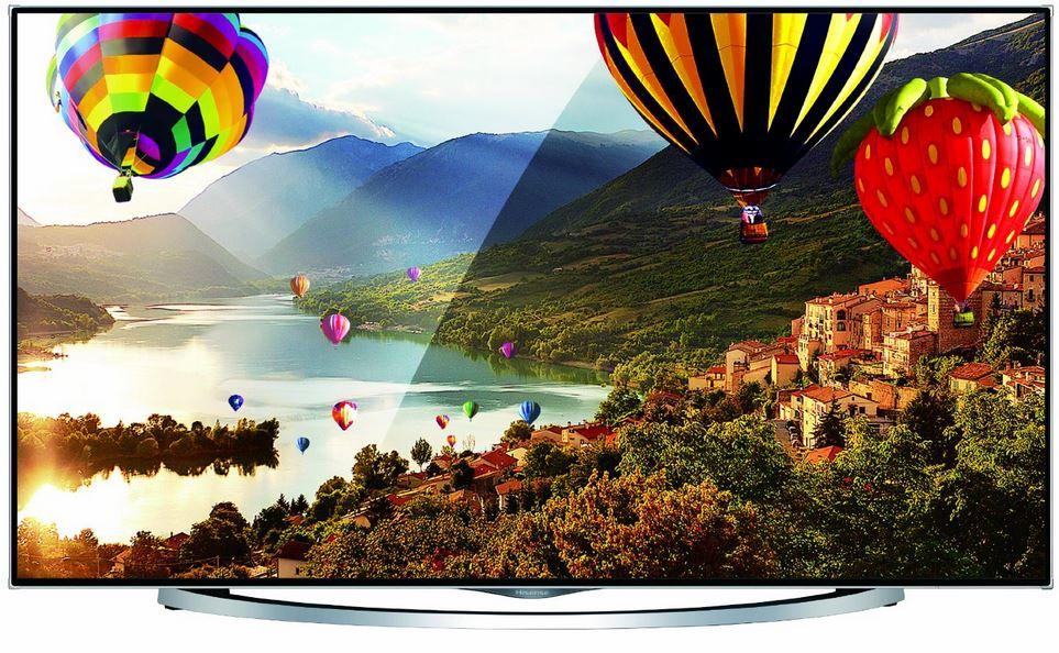 Hisense LTDN58XT880   3D 58Zoll WLan Smart TV mit 4K Ultra HD für 1.249€   wieder da!