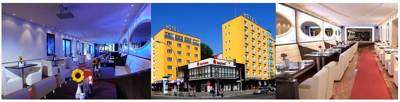 Hotelgutschein Berlin   2 Personen, 2 Übernachtungen, 3* Hotel Klassik für 99€