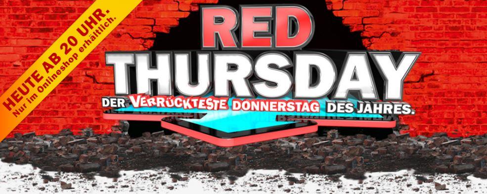 Apple TV 3 für 77€ und mehr beim MediaMarkt Red Thursday Deals!