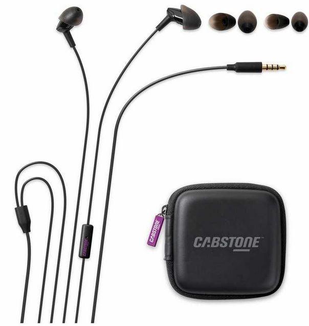Cabstone ComfortTunes   In Ear Headset bei den Amazon Blitzangeboten
