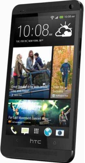HTC ONE 32GB Android Smartphone mit GPS, LTE, 4G für 302€