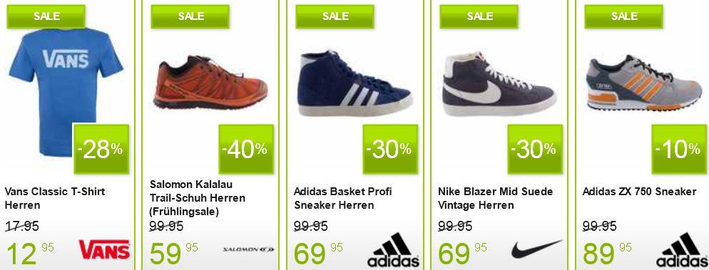 Plutosport   heute mit 60% Rabatt Sale + 5€ Gutschein (Adidas, VANS, Puma…)