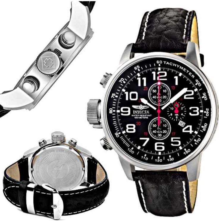 Invicta Force 2770 Lefty   Herren Uhr für 85,90€