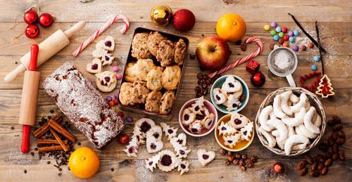 Adventsbox von Kochzauber für 14,95€   Weihnachtsgebäck inkl. Zutaten und Rezepten