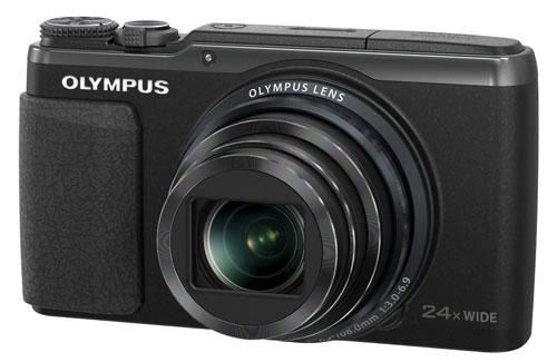 Olympus Stylus SH 50 für 215,73€   Kompaktkamera mit 16MP