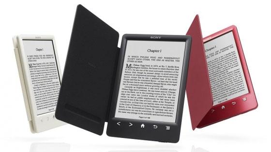 Sony PRS T3S für 59,95€   eBook Reader mit 6 Display