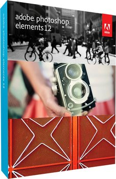 Adobe Photoshop Elements 12 (als DVD) für 44€