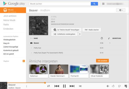 Uns interessiert eure Meinung! Spotify, Deezer oder NEU: Google Play?