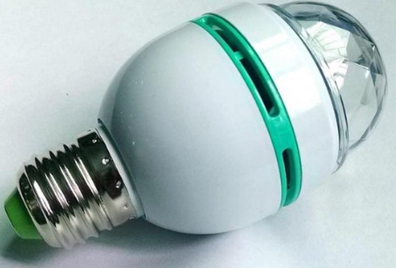 Clublight2Go Discolampe für 19,45 € statt 34,45 €