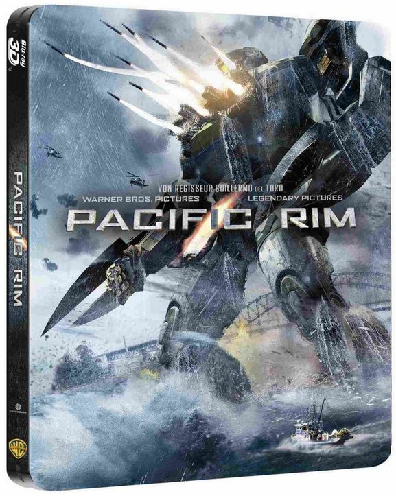 Pacific Rim DVD ab 5,97€ und mehr Amazon Winterdeals [Tag5]