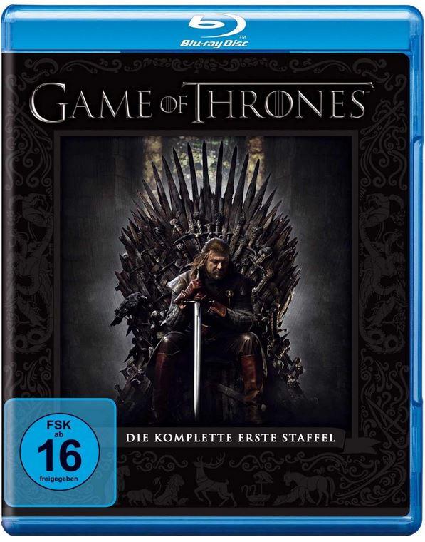 Game of Thrones   Staffel1 Blu ray für 14,97€ und mehr Amazon Winterdeals [Tag5]