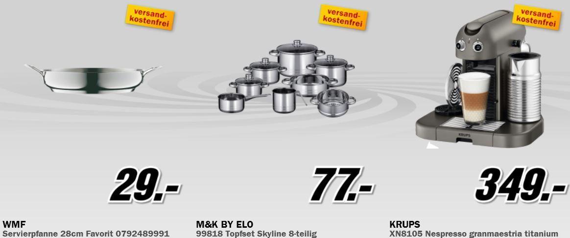 Apple TV MD199FD/A für 77€ und mehr beim MediaMarkt Adventskalender