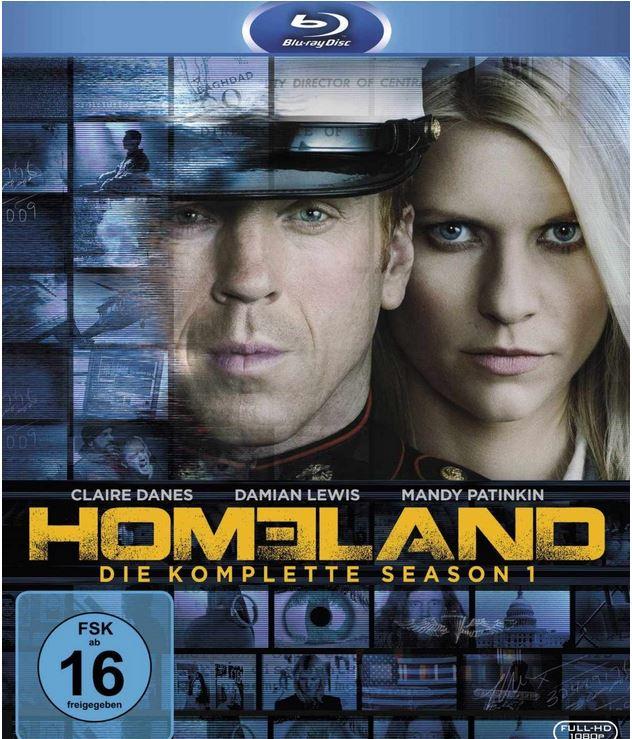 Homeland Staffel 1 ab 15,97€ und mehr Amazon Winterdeals [Tag7]