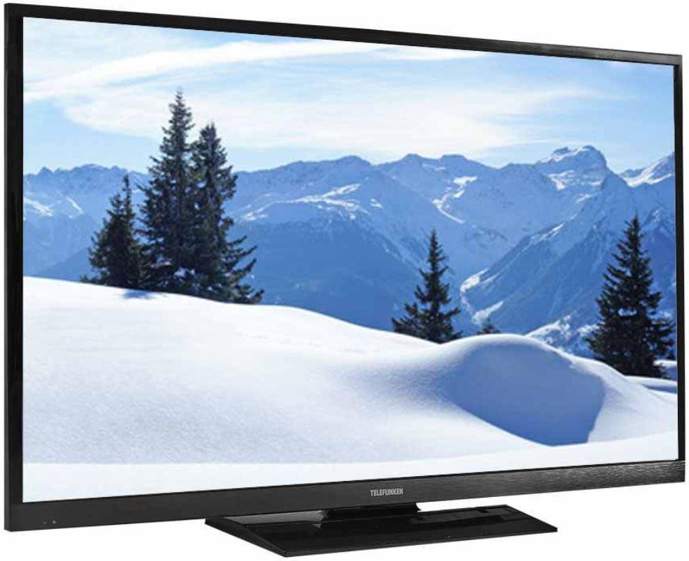 Telefunken L50F185N2V1   50Zoll Smart TV mit duo Tuner für 444€