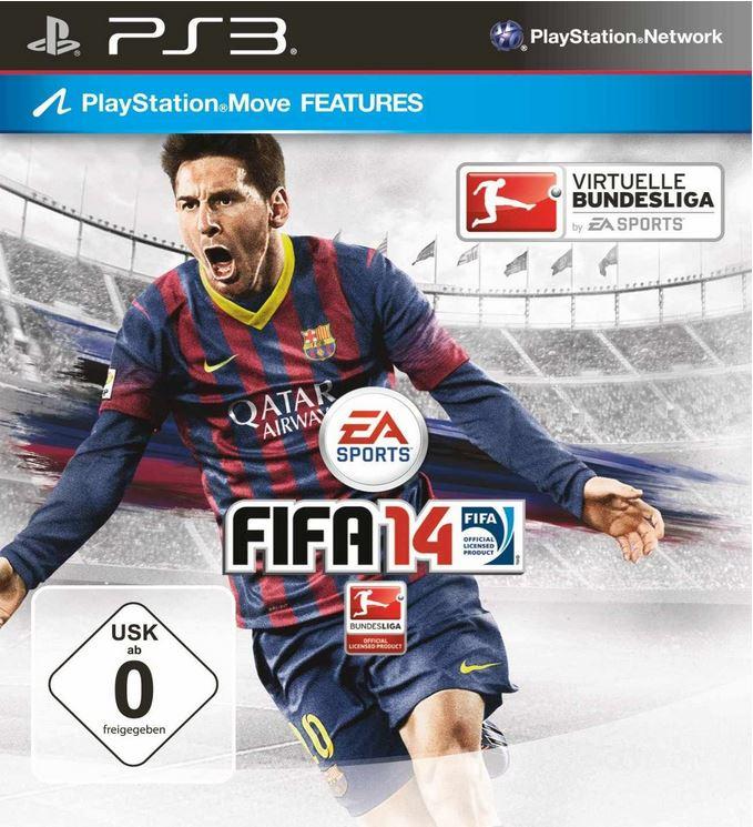FIFA 14 ab 26,97€ und mehr Amazon Winterdeals [Tag9]