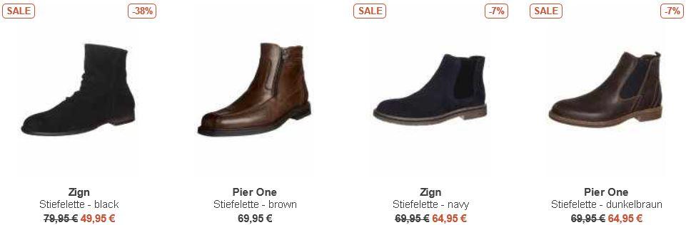 20% Rabatt auf ausgewählte Stiefel bei Zalando