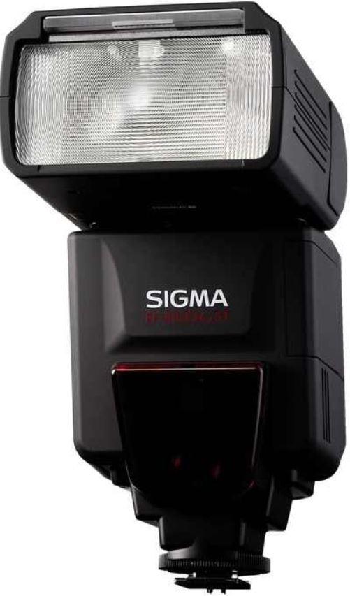 Sigma EF 610 DG ST   Blitzgerät für Canon und Nikon je 88€   wieder da!