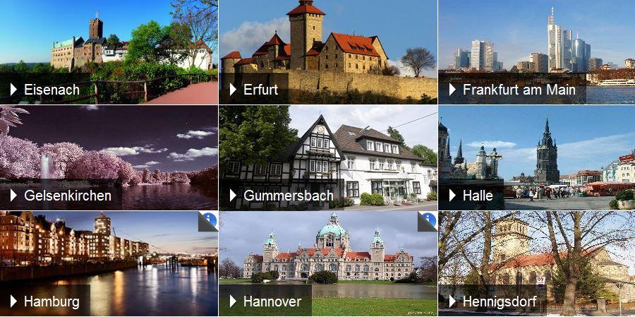 Grand City Hotels Hotelgutschein für 4* Hotels in 24 Städten! (Berlin, Bremen, Düsseldorf ...) für 99€