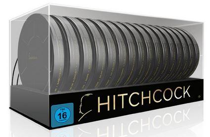 Hitchcock Collection für 108,97€ und mehr Amazon Winterdeals [Tag13]