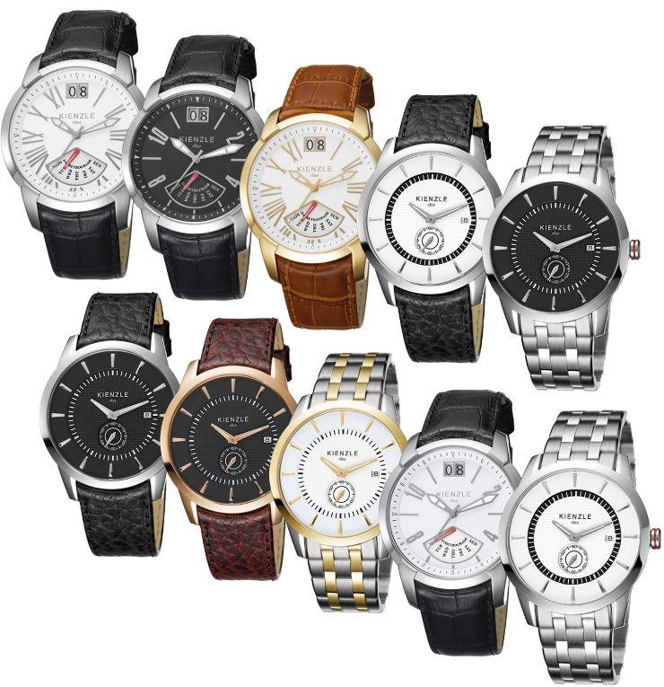 Aigner Uhren für 99€ und mehr bei der eBay Wochenendbescherung
