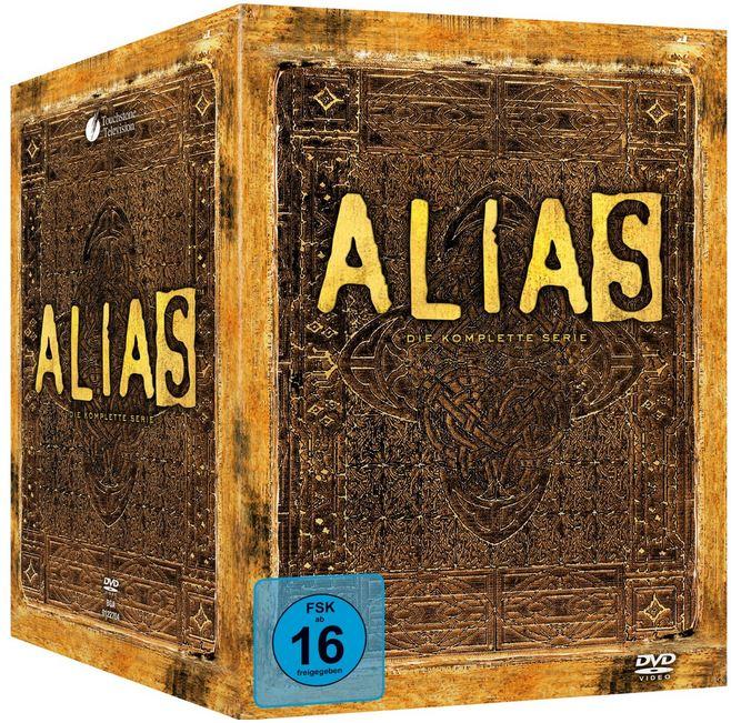 Alias   Komplettbox für 32,97€ und mehr Amazon Winterdeals [Tag16]