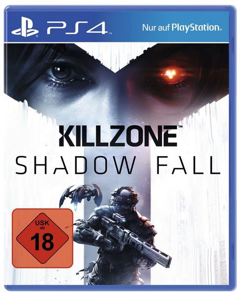 Killzone Shadow Fall (PS4) ab 39,99€ und mehr im Amazon Adventskalender