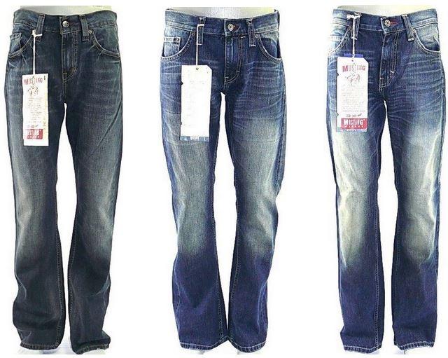 MUSTANG   Herren Jeans für je 33,99€