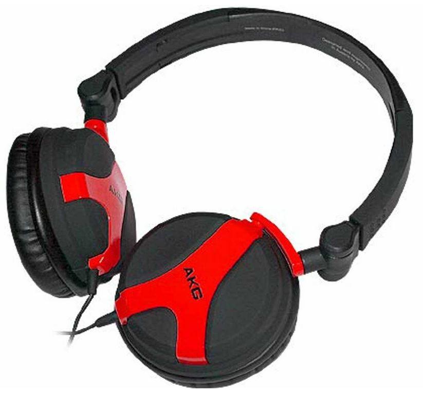 AKG T518   On Ear Kopfhörer für 30,99€   wieder da!
